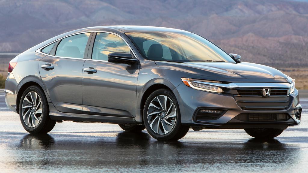 Honda Insight (2018, third generation, USA) photos
