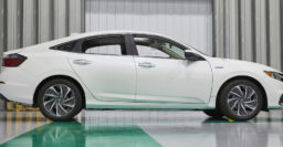 2019 Honda Insight production begins in Indiana