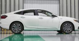 2019 Honda Insight production begins in Indiana