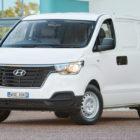 Hyundai iLoad (2019 facelift, TQ, first generation, Australia) photos
