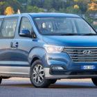Hyundai iMax Elite (2019 facelift, TQ, first generation, Australia) photos