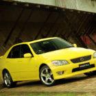 Lexus IS200 (1999-2002, XE10, first generation, Australia) photos