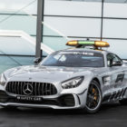 Mercedes-AMG GT R F1 Safety Car (2018, C190, first generation) photos