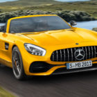 Mercedes-AMG GT S Roadster (2018, R190, first generation) photos