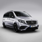 Mercedes-Benz V-Class Night Edition (2018, W447) photos