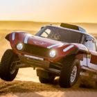 Mini John Cooper Works Buggy for Dakar 2018 photos
