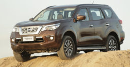 Nissan Terra etymology: What does its name mean?