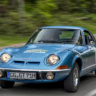 Opel GT (1968-1973, first generation at 2018 Bodensee Classic) photos