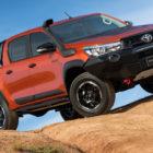 Toyota Hilux Rugged, Rugged X, Rogue (2018, 8th gen, Australia) photos