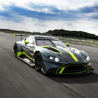 2019 Aston Martin Vantage GT3: V12 out, AMG V8 in