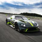 2019 Aston Martin Vantage GT3: V12 out, AMG V8 in