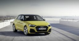 2018 Audi A1: Bigger, lighter, MQB-A0 based, 5-door only