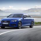 Audi A4 sedan (2019 facelift, B9, Type 8W, fifth generation) photos
