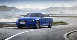 Audi drops manual transmissions in the US with A4, A5 option removed