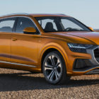 Audi Q8 (2019, first generation) photos
