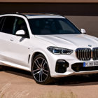 BMW X5 (2019, G05, fourth generation) photos