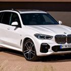 BMW X5 (2019, G05, fourth generation) photos