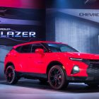 2019 Chevrolet Blazer: Old name for new 5 seat crossover above Equinox