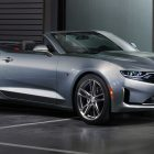 Chevrolet Camaro RS convertible (2019 facelift, sixth generation) photos