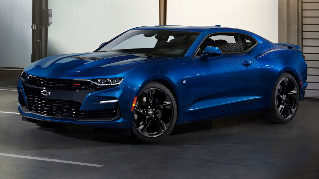 Chevrolet Camaro SS coupe (2019 facelift, sixth generation ...