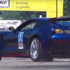 Watch GM exec crash Chevrolet Corvette ZR1 pace car in Detroit race