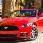 Ford Mustang convertible (2015, sixth generation, USA) photos