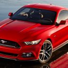 Ford Mustang coupe (2015, sixth generation, USA) photos