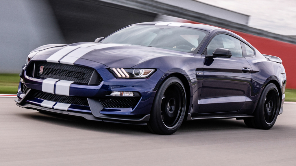 Ford Mustang Shelby Gt350 2019 Sixth Generation Usa