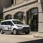 Ford Transit Connect Diesel Taxi (2019, second generation, USA) photos