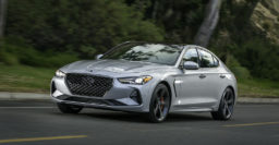 2019 Genesis G70 is Motor Trend's Car of the Year