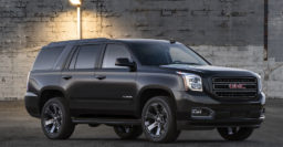 2019 GMC Yukon Graphite Editions go dark for mean look