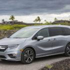 Honda Odyssey (2019, fifth generation, USA) photos