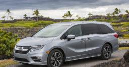 2018-2019 Honda Odyssey recalled: Rear sliding doors won't stay shut