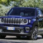 Jeep Renegade (2019 facelift, BU, first generation, EU) photos