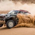 Mini John Cooper Works Rally for Dakar (2018, Countryman) photos