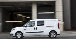 2019 Ram ProMaster City: Bold grille, not much else new