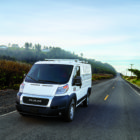 2019 Ram ProMaster: Big bold pickup truck grille, more body options