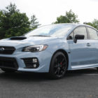 Subaru WRX Series.Gray (2019, VA, fourth generation, USA) photos
