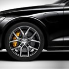 Volvo S60 T8 Polestar Engineered (2019, third generation) teaser photos