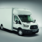 Ford Transit Skeletal Chassis Cab (2018, fifth generation, EU) photos