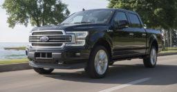 2019 Ford F-150 Limited gains Raptor's 3.5L twin-turbo V6