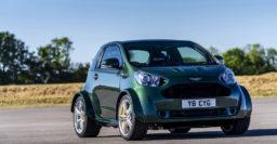 Aston Martin Cygnet V8 is the Toyota iQ / Scion iQ we all want