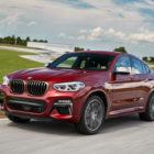 BMW X4 M40d (2019, G02, second generation, launch event) photos
