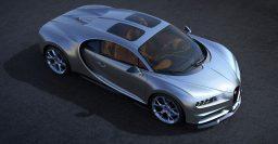 Bugatti Chiron: New Sky View sunroof option improves headroom