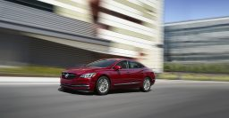 2019 Buick LaCrosse Sport Touring: Sporty look added to big sedan
