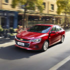 2018 Chevrolet Cavalier 325T: Powerful name for 1L turbo engine