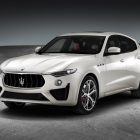 Maserati Levante GTS (2019, first generation) photos