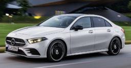 2019 Mercedes-Benz A-Class sedan: Standard wheelbase model debuts