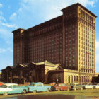 Michigan Central Station history in photos