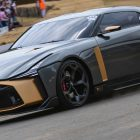 Nissan GT-R50 by Italdesign at Goodwood (R35, 2018) photos